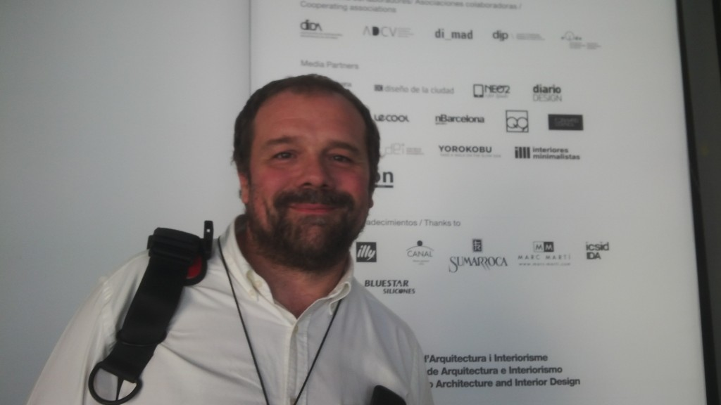 Massimo Banzi at Fab 10 Barcelona